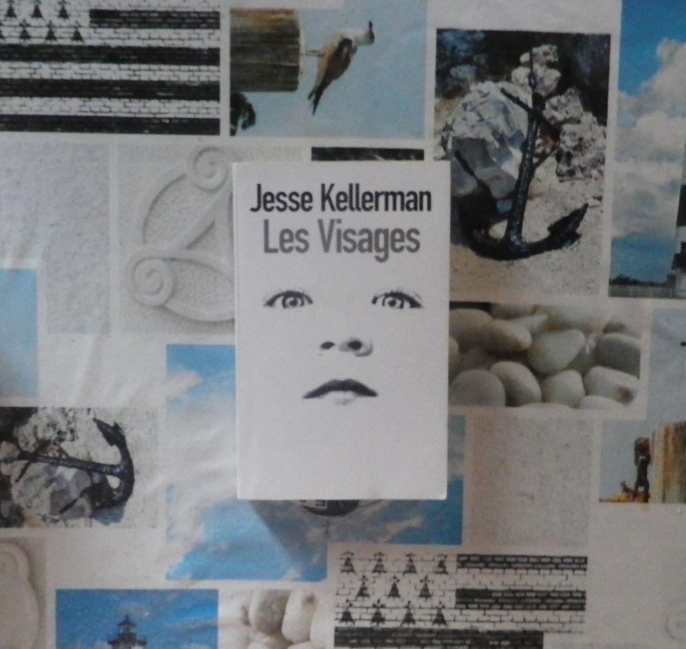 LES VISAGES de Jesse KELLERMAN Ed. France Loisirs Thriller 4 Bubry (56)