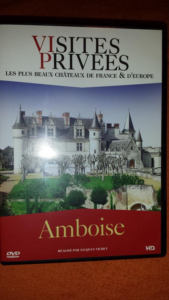 DVD VISITES PRIVEES - AMBOISE 5 Triel-sur-Seine (78)