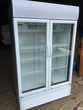Vitrine réfrigérée doubles portes