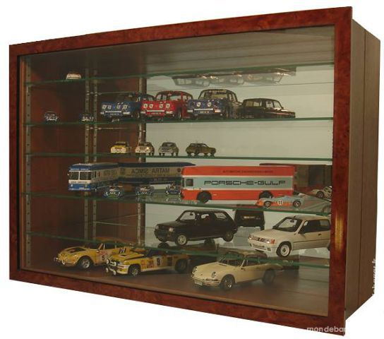Vitrine trianon pour collectionneur 299 Hergnies (59)