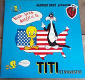viva america titi et sylvestre warner Bros  33 tours  5 Laval (53)