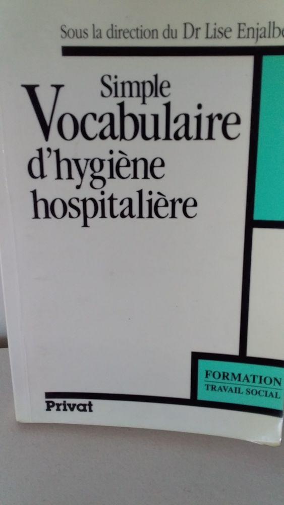 VOCABULAIRE D'HYGIÈNE HOSPITALIÈRE 5 Bobigny (93)