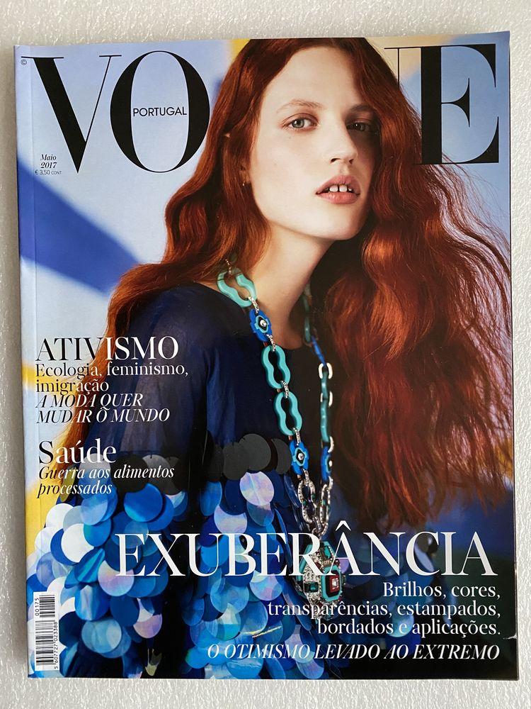 Vogue Portugal Julia Banas N°175 MAI 2017 10 Joué-lès-Tours (37)