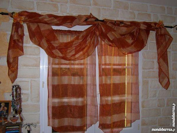 voilage occasion dans le pays de la loire annonces achat et vente de voilage paruvendu. Black Bedroom Furniture Sets. Home Design Ideas