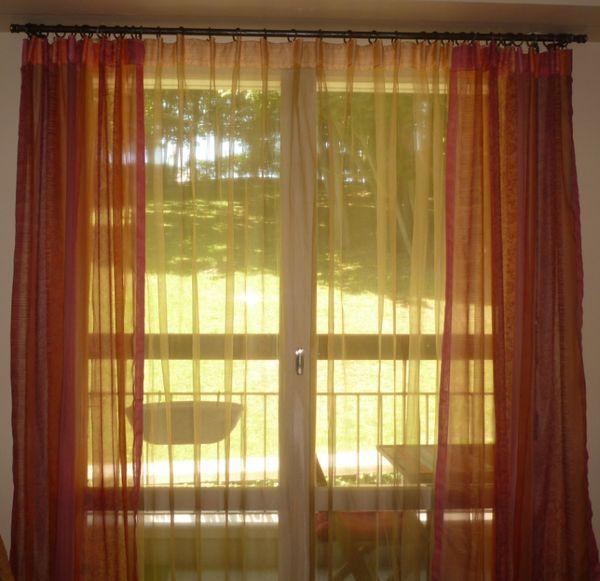 Voilage occasion vry 91 annonces achat et vente de voilage paruvendu mondebarras - Double rideaux heytens ...