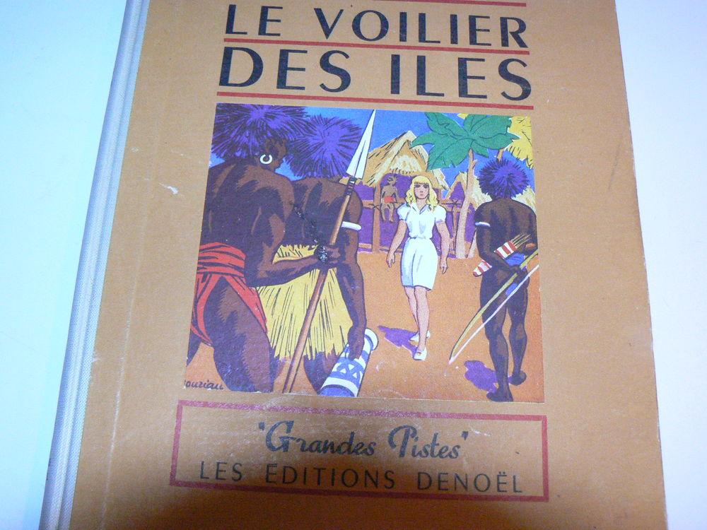 LE VOILIER DES ILES DE PAUL VIALAR 8 Combs-la-Ville (77)