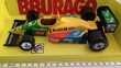 voiture F1 Benetton Ford métal 1/24.