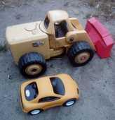 voiture et bulldozer Little Tikes 18 Beauchamp (95)