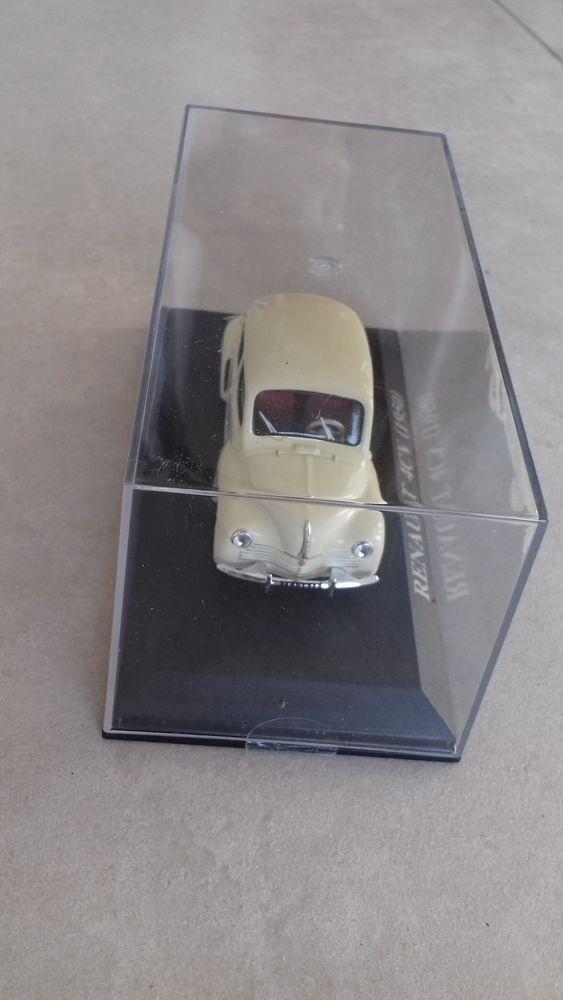 Voiture de collection 4CV  (1950) 8 Stuckange (57)