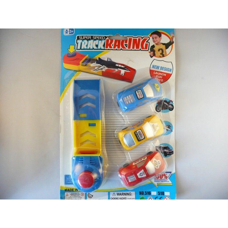voiture de course avec lanceur  2 Valentigney (25)