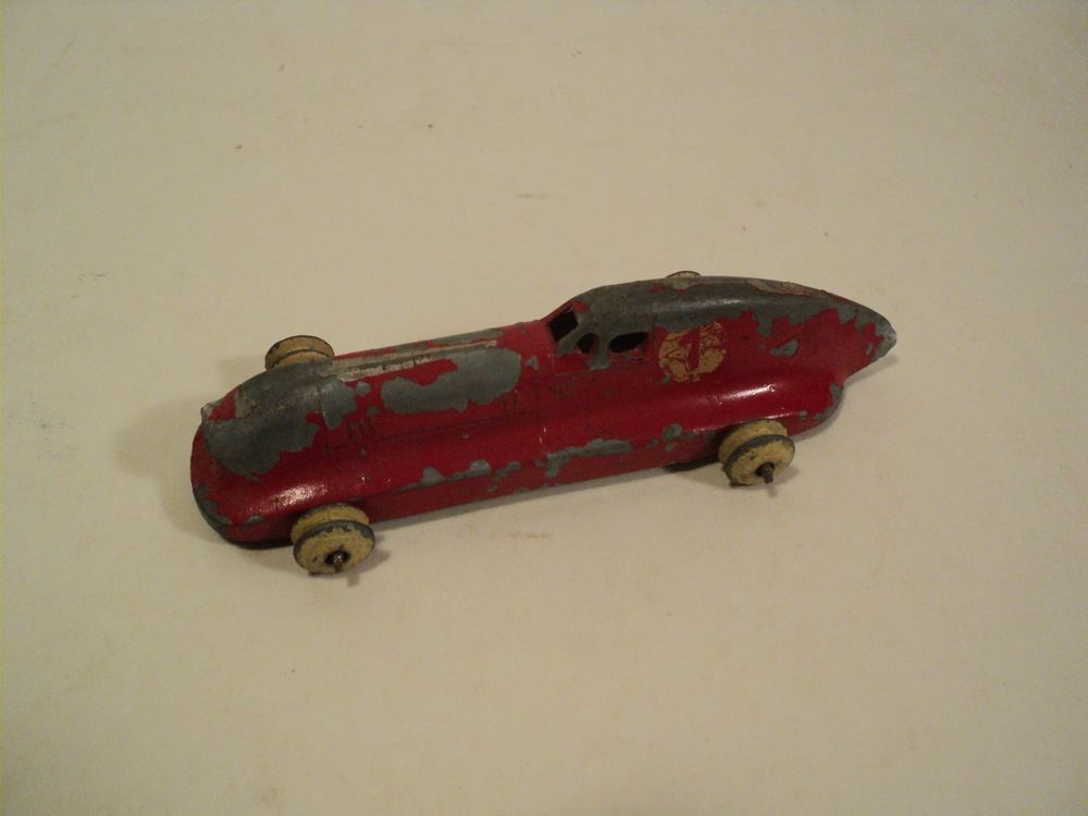 Voiture de Course Dinky Toys Hotchkiss. 18 Loches (37)