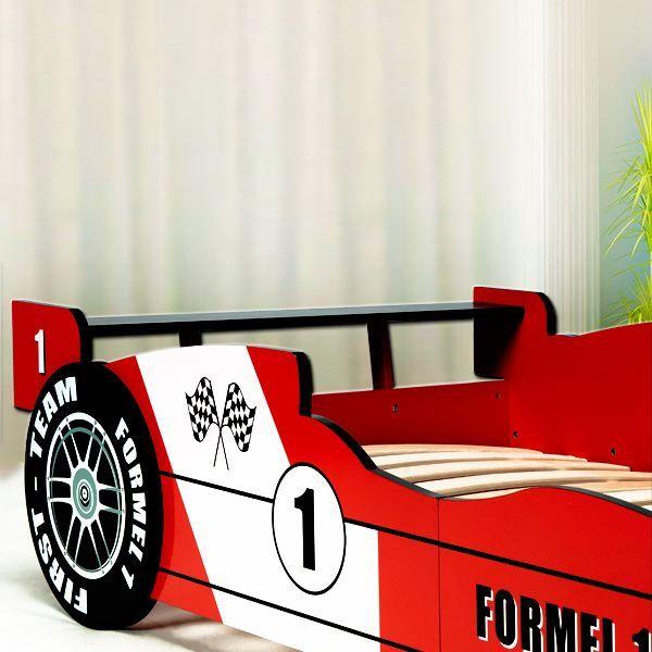 lit voiture enfant meubles - Lit Voiture Enfant