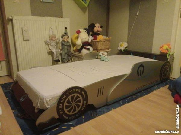 Lit voiture evolutif 60 Saint-Claude (39)