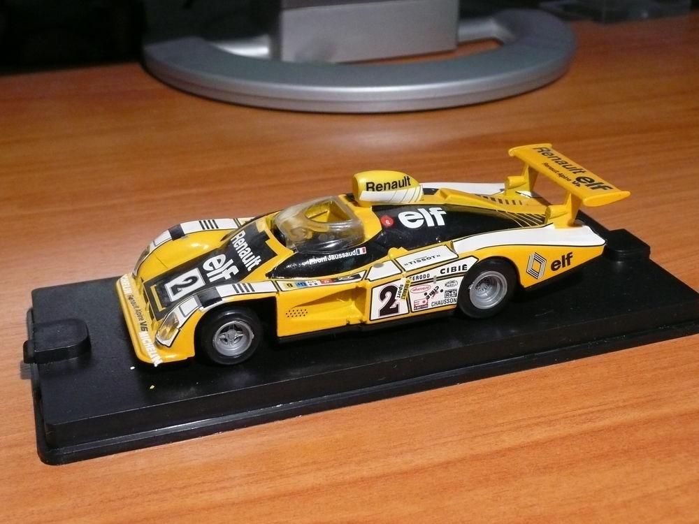 Voiture miniature 1/43 Alpine Renault A 442 1978   22 Saint-Symphorien-d'Ozon (69)