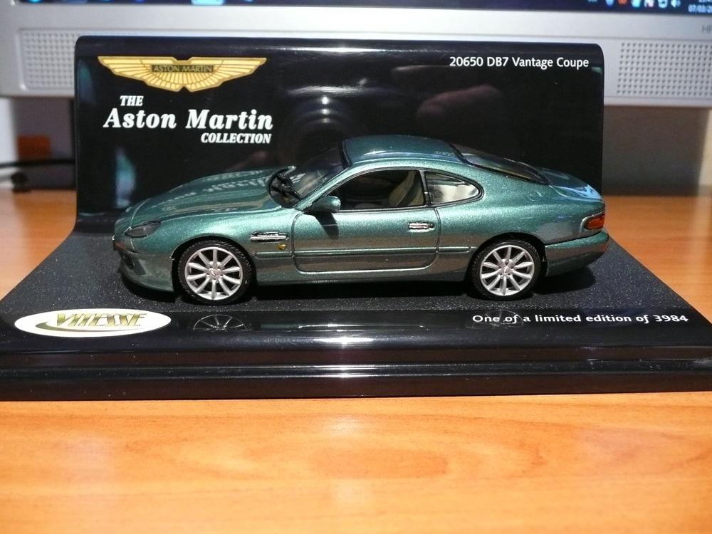 Voiture miniature 1/43 Aston Martin DB 7 Vintage 20 Saint-Symphorien-d'Ozon (69)