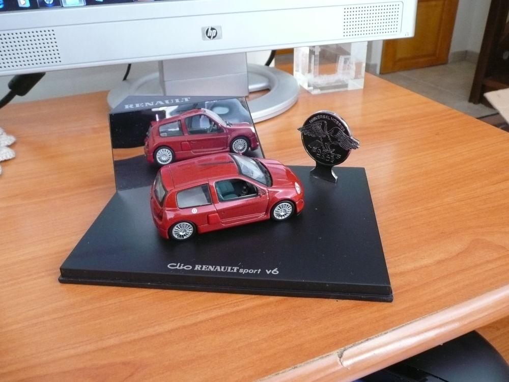 Voiture miniature 1/43 Clio Renault Sport V6 15 Saint-Symphorien-d'Ozon (69)