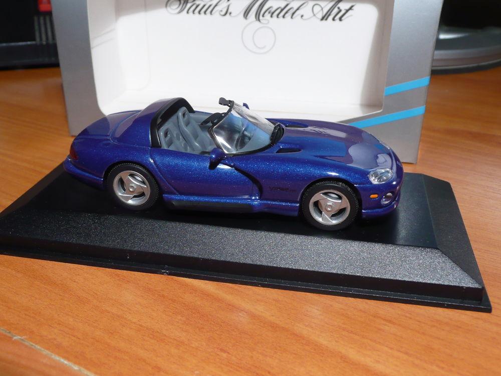 Voiture miniature 1/43 Dodge Viper Cabriolet 1993 20 Saint-Symphorien-d'Ozon (69)