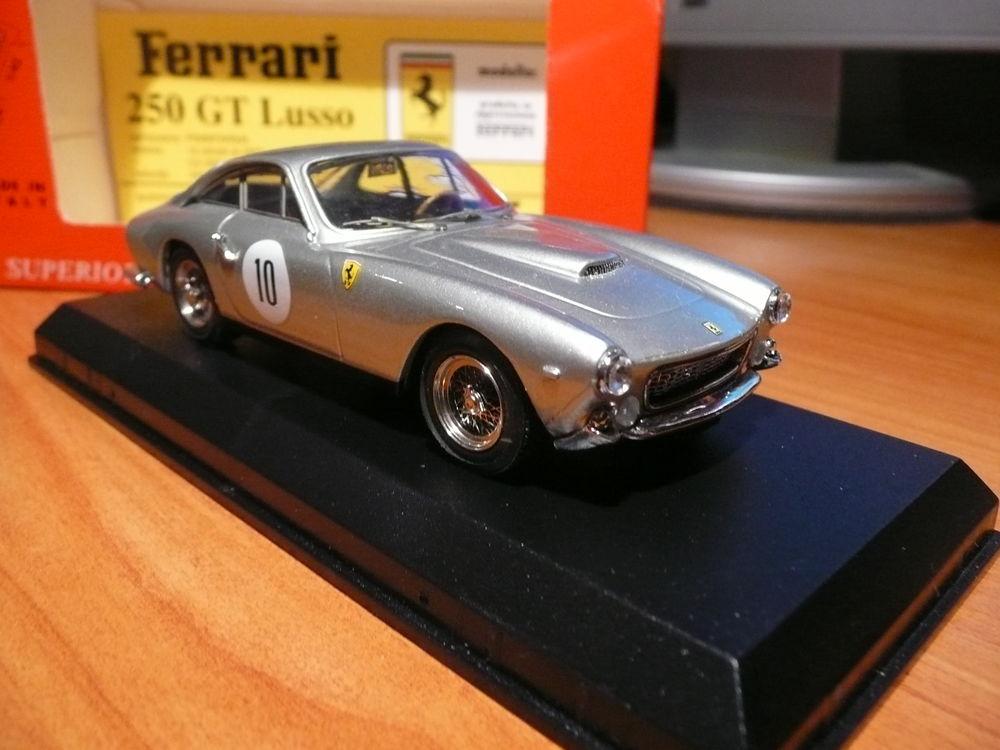 Voiture Miniature 1/43 Ferrari 250 GTL 20 Saint-Symphorien-d'Ozon (69)