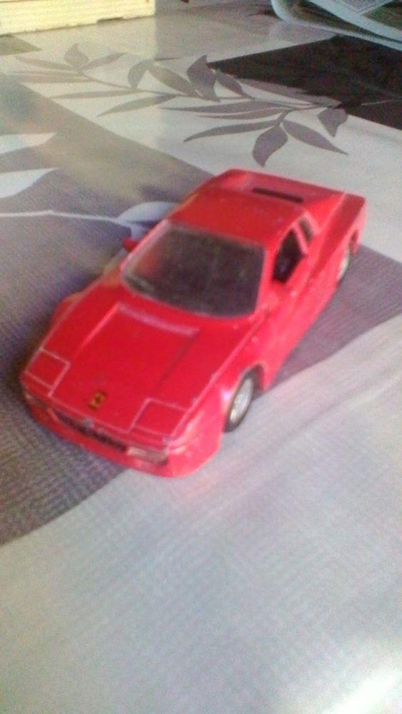 Voiture miniature  Ferrari 512 TR 8 Avermes (03)