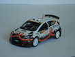 Voiture miniature Ford Fiesta S 2000 Rallye d' Ypres 2012