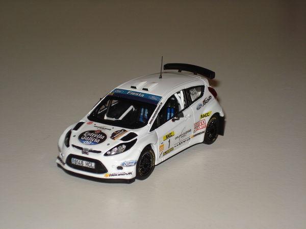 Voiture miniature Ford Fiesta S 2000 Rallye de Ourense 2011 30 Marignane (13)