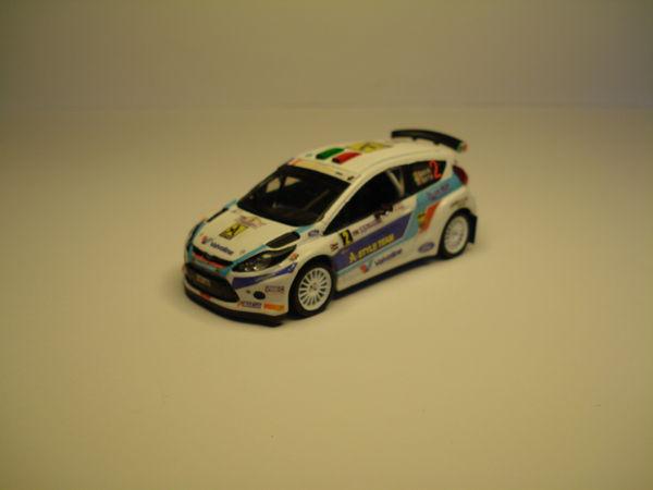 Voiture Miniature Ford Fiesta S 2000 Tour de Corse 2012 30 Marignane (13)