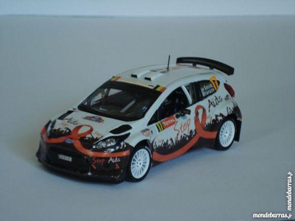 Voiture miniature Ford Fiesta S2000  Ypres 2012 30 Marignane (13)