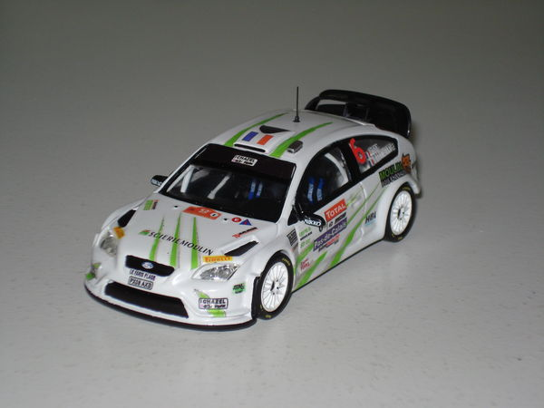 Voiture miniature Ford Focus Touquet 2012    Cuoq     0 Marignane (13)