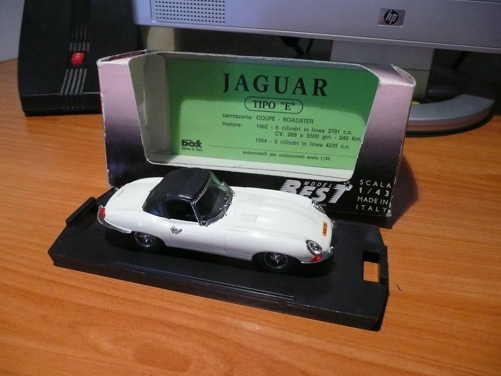 Voiture Miniature 1/43 Jaguar Coupe 1962 20 Saint-Symphorien-d'Ozon (69)