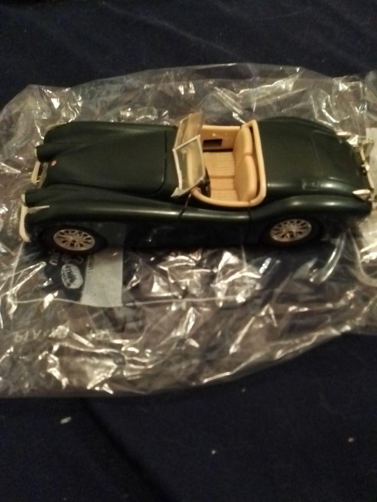Voiture Miniature Jaguar XK 120 1948 7 Pouzac (65)