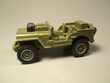 Voiture Miniature Jeep Willys US Dinky Toys.