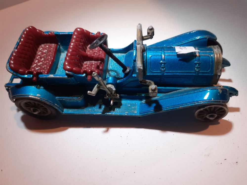 VOITURE MINIATURE MATCHBOX MODELS OF YESTERYEAR 10 Doullens (80)