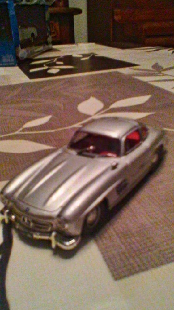 Voiture miniature mercedes 300sl 10 Avermes (03)