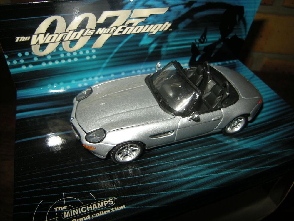 voiture miniature 1/43 minichamps bmw james bond 007 35 Thiais (94)
