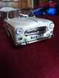 Voiture miniature Peugeot 403 cabriolet