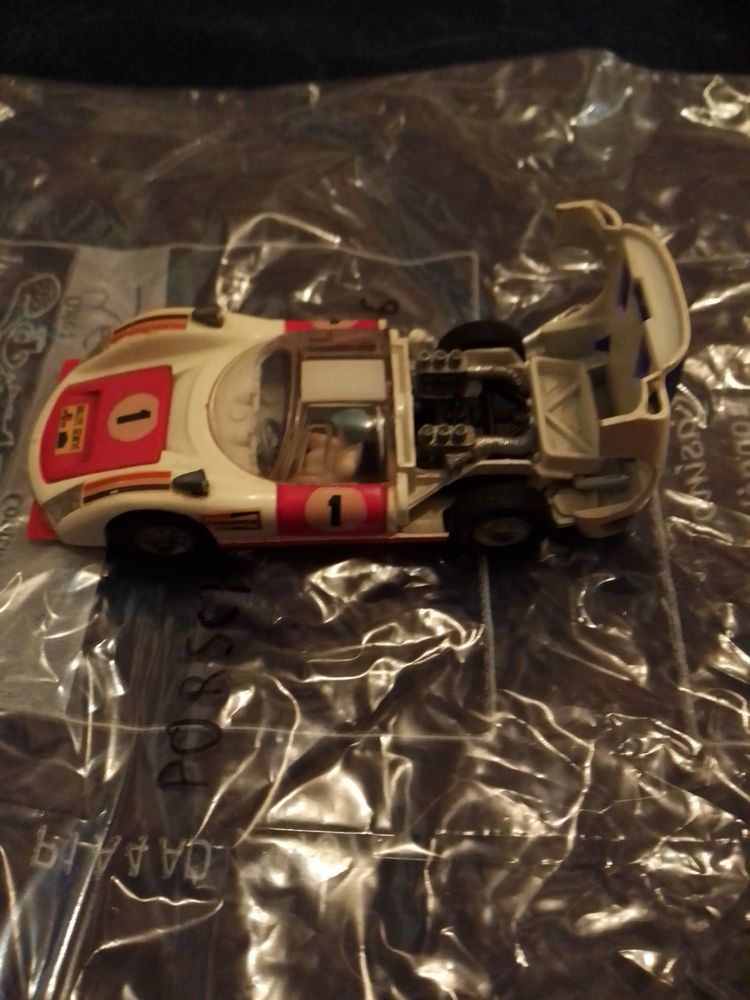 Voiture Miniature Porsche Carrera 6 49 Pouzac (65)
