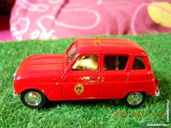 Voiture 143 4l Renault Pompier Miniature thQCsrd