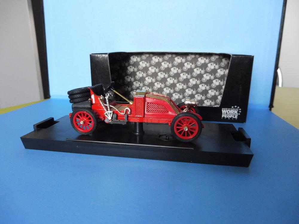 Voiture miniature 1:43 Renault G.P.3B 1906 15 Saint-Symphorien-d'Ozon (69)