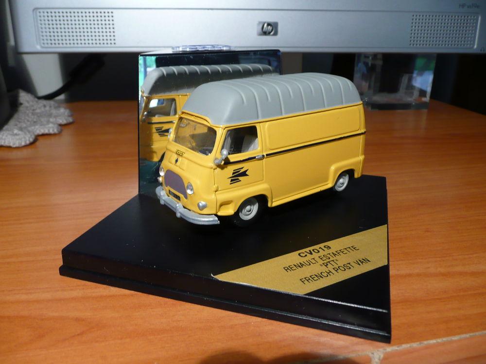 Voiture miniature 1/43 Renault Estafette PTT  20 Saint-Symphorien-d'Ozon (69)
