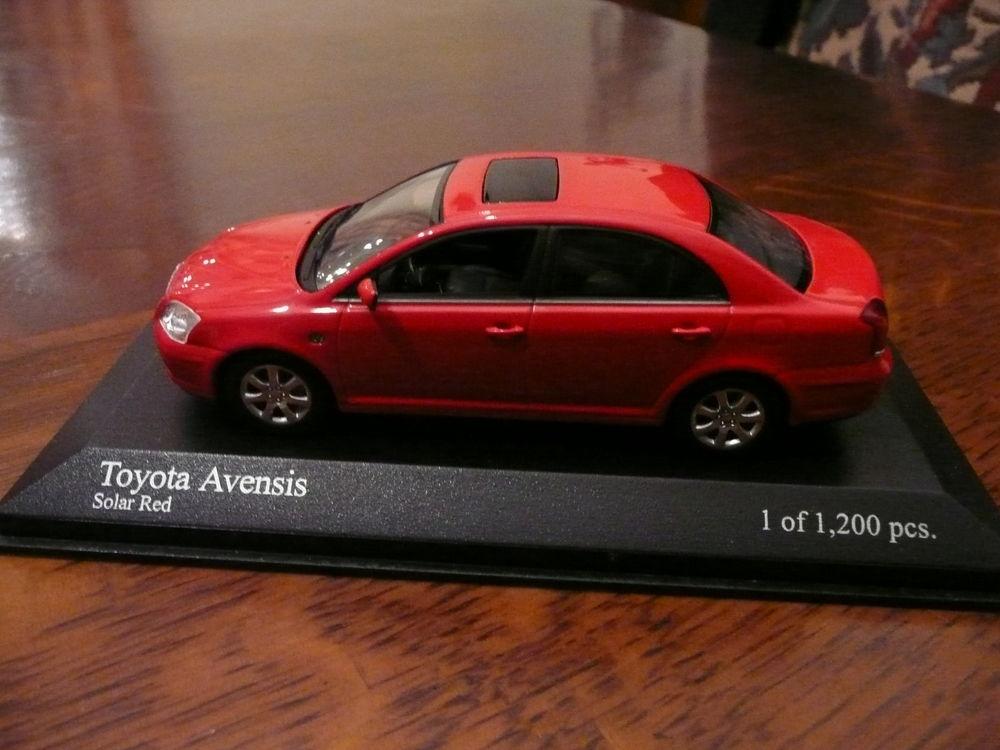 Voiture miniature 1/43 Toyota Aventis 2002 20 Saint-Symphorien-d'Ozon (69)