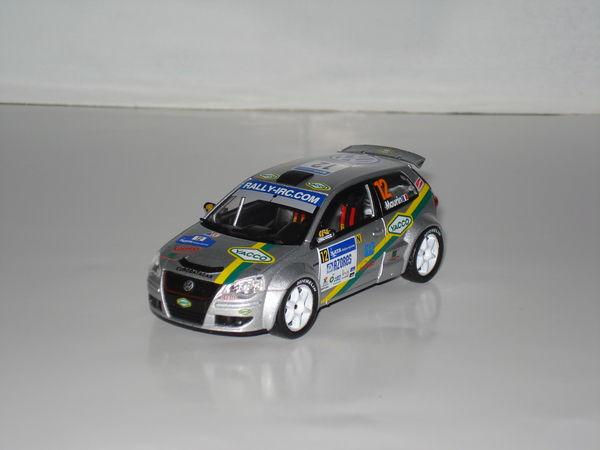 Voiture miniature Volkswagen Polo S2000 2009   J. Maurin   20 Marignane (13)