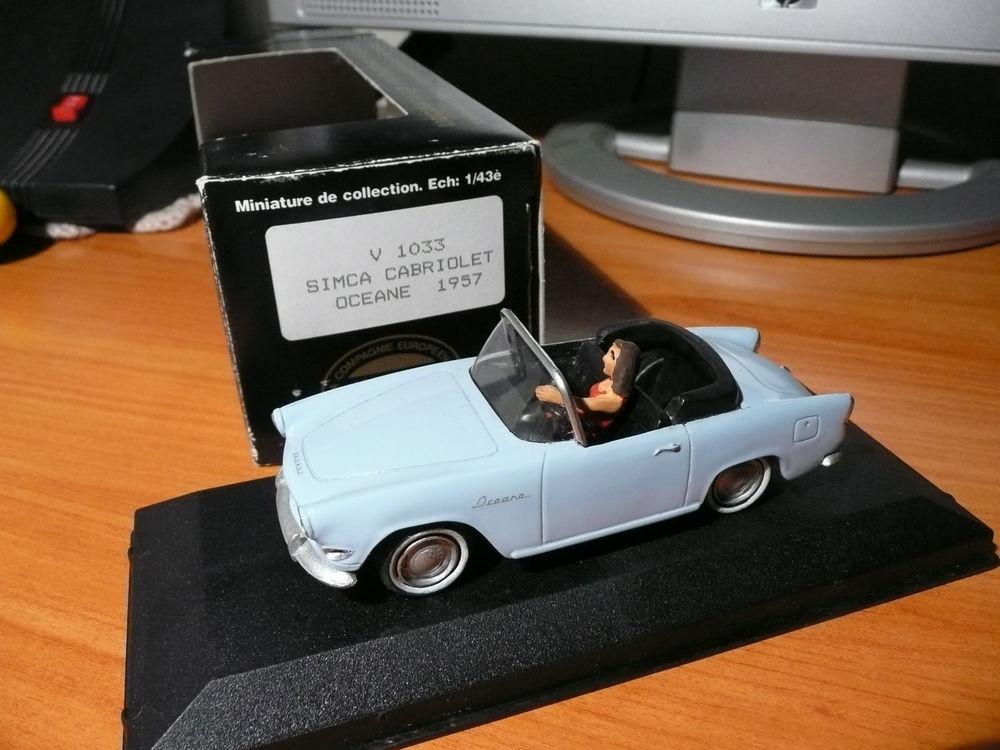 Voiture miniature1/43 Simca Cabriolet 20 Saint-Symphorien-d'Ozon (69)