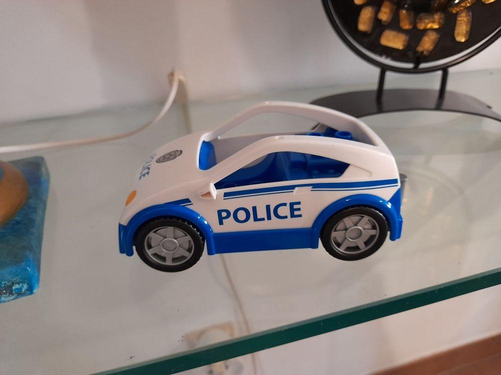 voiture de police Duplo de LEGO 3 Reims (51)