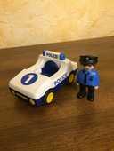 voiture police playmobil géobra avec figurine 3 Charnay (69)