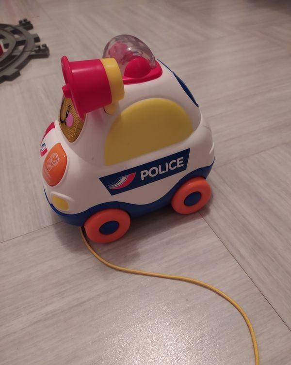 Voiture de police Vetch 8 Montpellier (34)