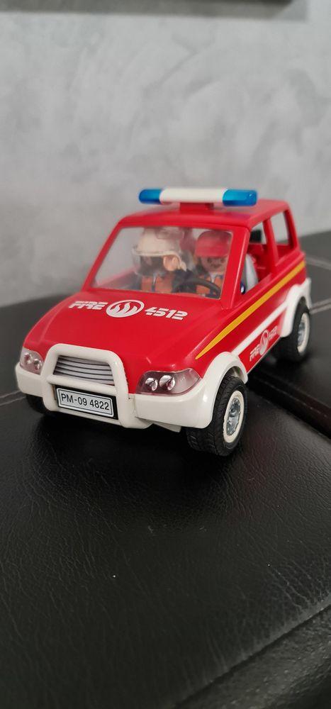 voiture de pompiers playmobil 15 Orgueil (82)