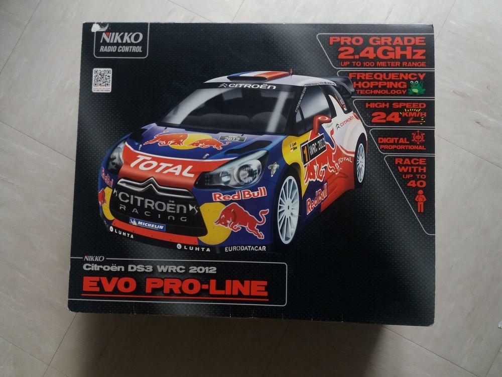 Voiture radiocommandée Citroën D3S WRC 2012 50 Seichamps (54)