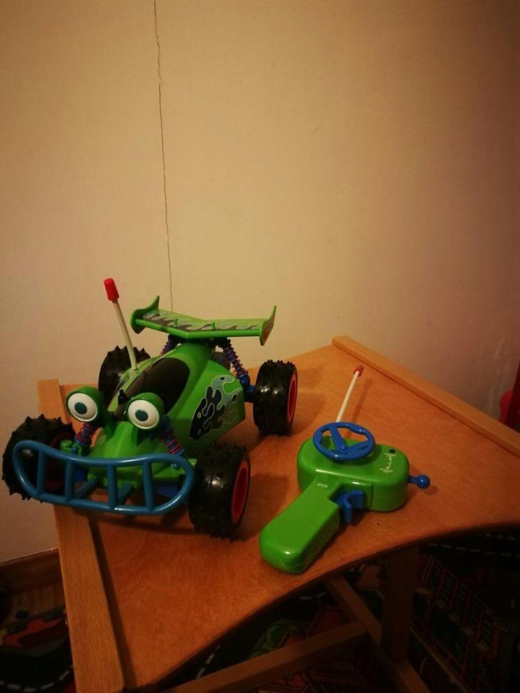 voiture télécommandée Toy Story 15 Corbas (69)