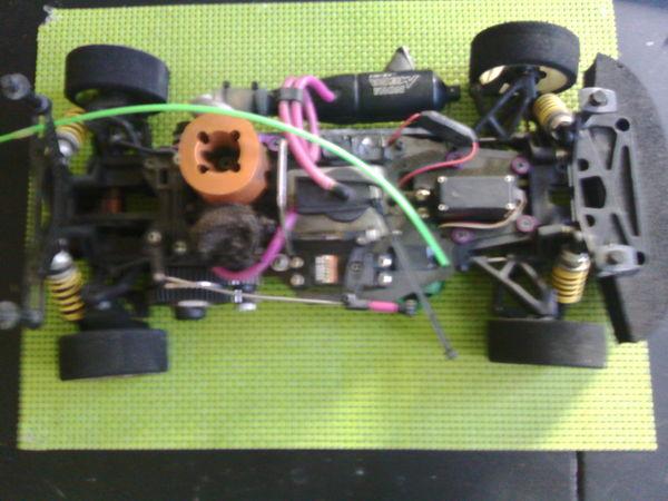 voiture thermique 200 Lisses (91)