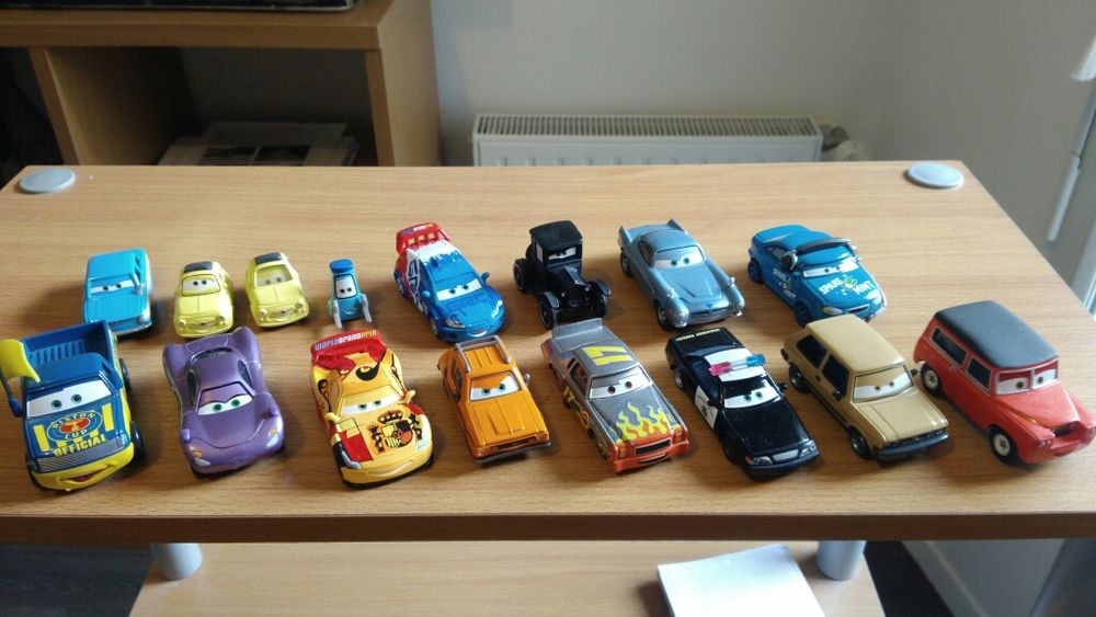 voitures cars 3 Couëron (44)